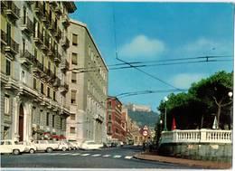 NAPOLI -  VIA CESARIO CONSOLE  (NA) - Napoli