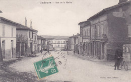 31. Cadours. Rue De La Mairie. TBE - Frankreich