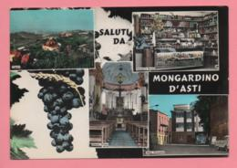 Saluti Da Mongardino D'Asti - Asti
