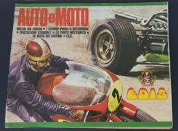 Album Figurine Auto E Moto - EDIS Anni '60 - Moteurs