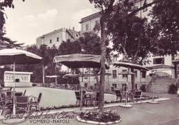 Napoli  - Grand Hotel Sant'elmo - Vomero - Non Viaggiata - Napoli