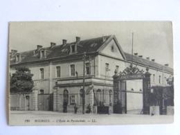 CPA (18) Cher - BOURGES - L'école De Pyrotechnie - Bourges