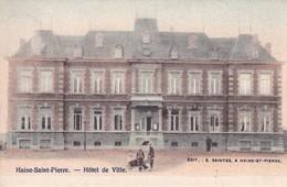 619 Haine St Pierre Hotel De Ville - Belgium