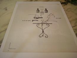 ANCIENNE PUBLICITE VU DE TROIS QUARTS PERRIER   1963 - Perrier