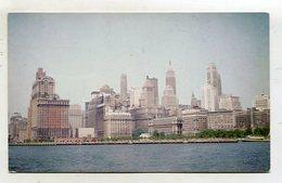 USA  - AK 355759 New York City - Battery Park - Castle Garden - Parcs & Jardins