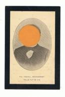 Faire-part De Décès De Mr Hubert MIESE ép De M. Vandermeulen - Maireux SOUMAGNE 7 Août 1914 - PETIT - RECHAIN (van) - Décès