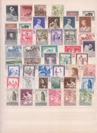 Lot Timbres Vatican (6) - Briefmarken