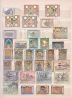 Lot Timbres Vatican (10) - Briefmarken