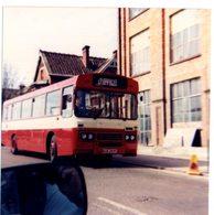 35mm ORIGINAL BUS PHOTO ALBERSHOT CAMBERLEY  - F015 - Photographs