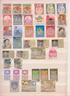 Lot Timbres Vatican (17) - Briefmarken