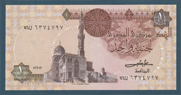 Egypt - 1983 - ( 1 EGP - Pick-50 - Sign #16 - Shalaby ) - UNC - Egypte