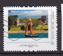 FRANCE COLLECTOR MONTIMBRAMOI Penboch, Arradon Mirbihan Oblitéré - France