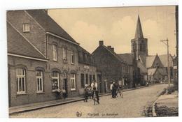 Klerken  De Kerkstraat - Houthulst