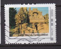 FRANCE COLLECTOR MONTIMBRAMOI Palais Idéal Du Facteur Cheval Rhone Alpes  Oblitéré - Personalizzati (MonTimbraMoi)