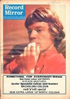 RECORD MIRROR - N° 267 04/1966 MICK JAGGER-WALKER BROTHERS-BOB DYLAN-GENE VINCENT-JOHNNY HALLYDAY & SYLVIE VARTAN - Revues & Journaux