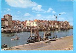 Oostende-Ostende-1961-Vissershaven-Port Des Pêcheurs-Bateaux De Pêche - Oostende