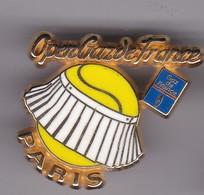 Pin's OPEN GAZ DE FRANCE SIGNE KORUS - EDF GDF