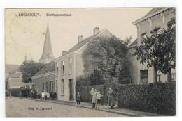 LOENHOUT  -  Stoffezandstraat - Wuustwezel