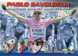 Cyclisme, Paolo Savoldelli - Cyclisme
