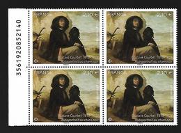 France 2019 - Yv N° 5333 ** - Gustave Courbet (Autoportrait Au Chien Noir) - Ungebraucht