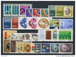 Portugal 1973. Completo ** MNH. - Años Completos