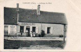 96Ve   18 Garigny Auberge Du Midi - France