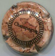 CAPSULE-981b-CHAMPAGNE Série Bouchons En Liege - Other