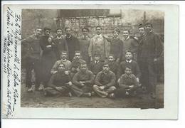 Chalon Sur Saone , Carte Photo Ecole Professionnelle Promotion 1904 1908 4 Ieme Année - Chalon Sur Saone