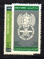 APR1590 - KUWAIT 1962 , Yvert N. 171/172  **  MNH Fame - Kuwait