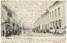 MENIN - Bout De La Rue D' Ypres - Menen