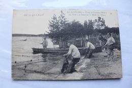 Lacanau 3 Le Moutchic Pêche à La Senne 503CP01 - France