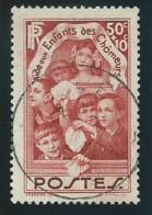 FRANCE: Obl., N° YT 312, Rouge-brique, TB - Oblitérés