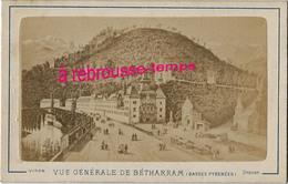 CDV Montaut Betharram- Vue Générale-calvaire De Notre Dame - Mère Des Douleurs-religion-commentaires Au Dos - Photographs