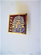 PINS  EGYPTE EGYPT Doré /  33NAT - Cities