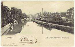 MENIN - Les Bords Enchantés De La Lys - Menen