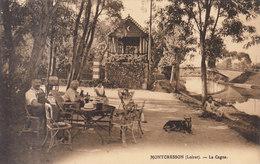 MONTCRESSON  / LA CAGNA       ///   REF  JUIN .19  //  BO 45 - Autres Communes