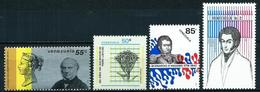 Venezuela Nº 1068-1070-1077-1084 Nuevo - Venezuela