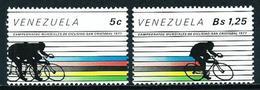 Venezuela Nº 1022/3 Nuevo - Venezuela