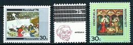Venezuela Nº 1004-1019/20 Nuevo - Venezuela