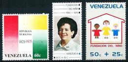Venezuela Nº 962-988/9 Nuevo - Venezuela