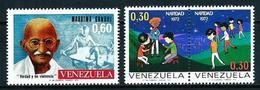 Venezuela Nº 849-850/1 Nuevo - Venezuela