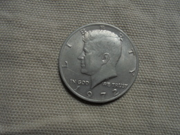 Pièce De Monnaie - Half Dollar USA 1972 - Stati Uniti