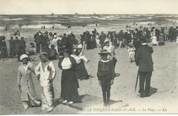 Le Touquet - Paris Plage - La Plage - Le Touquet