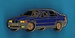 1 PIN'S  //  ** BMW 3 / SÉRIES ** . (Arthus Bertrand Paris) - BMW