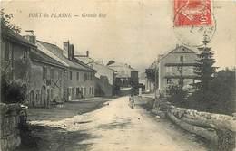 FORT Du PLANE- Grande Rue - France