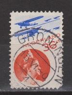 NVPH Nederland Netherlands Pays Bas Holanda 9 TOP CANCEL GRONINGEN Luchtpost, Airmail, Poste Aerianne, Correo Aereo 1931 - Luchtpost