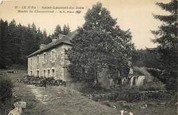 SAINT LAURENT Du JURA-moulin De Chaumerand - France