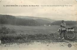 Le Chaumerand-et La Chaine Du Pont-noir-vue De La Gare - Other Municipalities