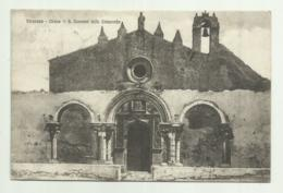 SIRACUSA - CHIESA DI S.GIOVANNI DELLE CATACOMBE  VIAGGIATA   FP - Siracusa