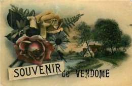Dep - 41 - VENDOME Souvenir De Vendome - Vendome
